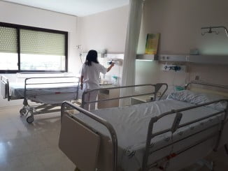 Nueva ala de hospitalización del Hospital Infanta Elena