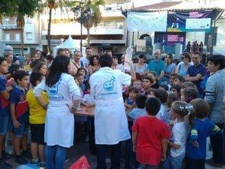 """La """"Noche Europea de los Investigadores"""" se celebra simultáneamente en todas las capitales andaluzas, así como en 350 ciudades europeas"""