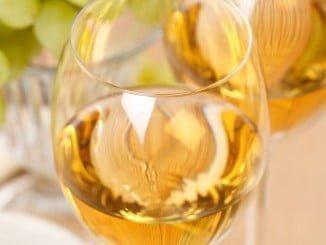 El 32% del vino es blanco y el restante 68% es de tinto