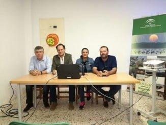 El viceconsejero de Medio Ambiente en el I Encuentro de Voluntariado Ambiental