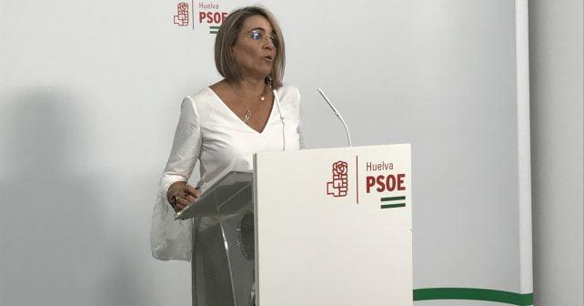 Pepa Bayo pregunta al Gobierno si atenderá las medidas pedidas por el Ayuntamiento de Moguer por el incendio de este verano
