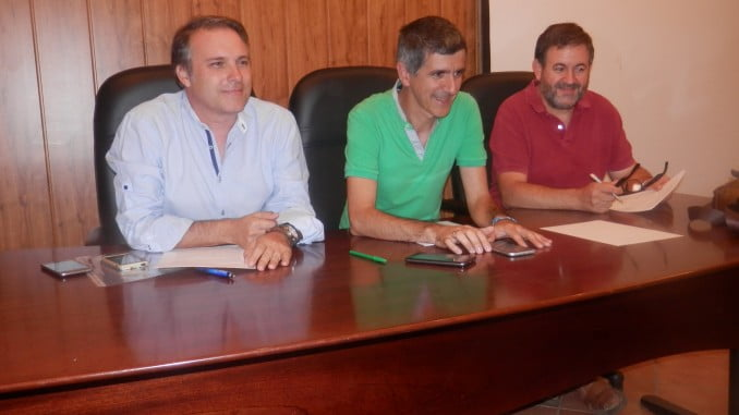 Reunión preparatoria de las Jornadas del Patrimonio de 2018.