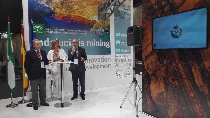El Colegio de Minas presenta el XIV Congreso Internacional.