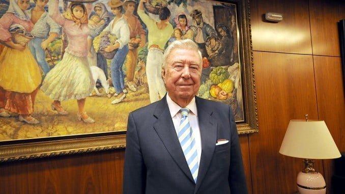 José Luis García Palacios, presidente de Fundación Caja Rural del Sur.