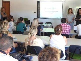 Taller de Andalucía Lab sobre Atención al Cliente 3.0.