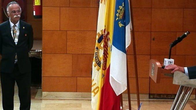 Palabras de José Luis García Palacios a los rotarios de Huelva en la que volvió a mostrar su compromiso con el desarrollo de la provincia.