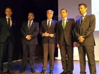 Fernández de Moya aseguró que en el primer semestre de 2017 se ha recaudado un 5,2% más que en el mismo periodo de 2016