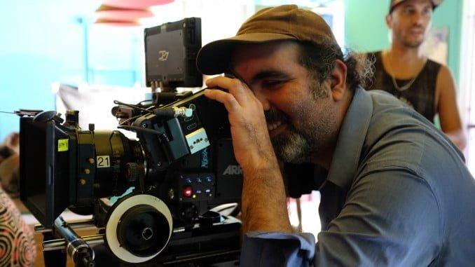 El dominicano Aljandro Andújar presenta al Festival de Cine 'El hombre que cuida'