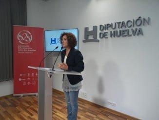 La vicepresidenta de Diputación y responsable de Huelva Empresa informa de nuevas ayudas para pymes