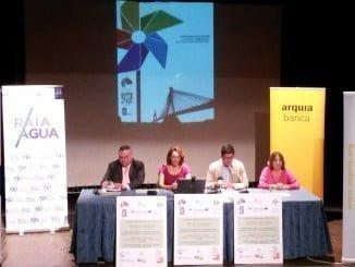 Instantánea del Congreso Internacional de Territorios Transfronterizos Inteligentes y Sostenibles