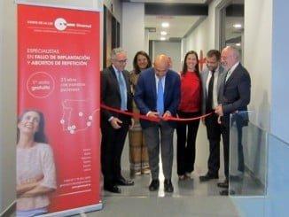 Inauguración de las nuevas instalaciones del Hospital Costa de la Luz