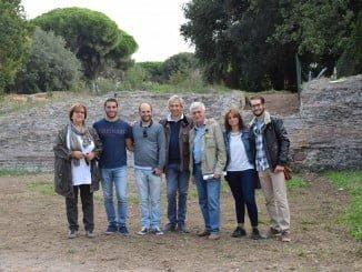 """El Grupo de Investigación """"Vrbanitas. Arqueología y Patrimonio"""" de la Universidad de Huelva"""