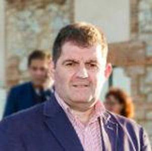 Gilberto Domínguez, nuevo alcalde de Jabugo