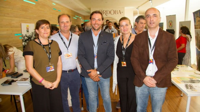 Almonte, presente en la I Feria Internacional de Turismo Ecuestre