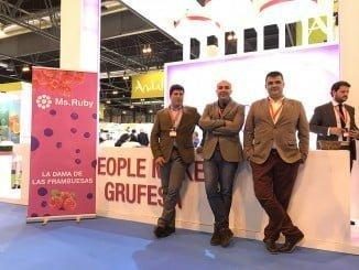 Grufesa presenta su nueva variedad de frambuesa en Fruit Attraction