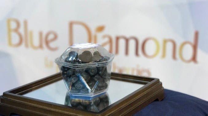 El nuevo envase Blue Diamond