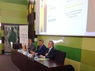 El Consejo Sectorial del Aceite de Oliva de Cooperativas Agro-alimentarias celebra una jornada en Jaén