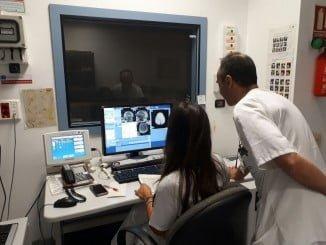 Unidad de Radiodiagnóstico del Hospital Infanta Elena