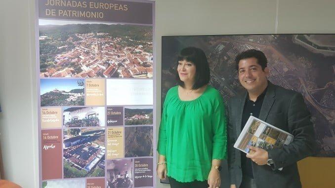 Carmen Solana ha presentado la nueva edición de las Jornadas Europeas de Patrimonio