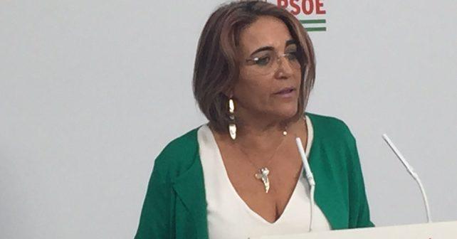 Pepa González Bayo pide celeridad al Congreso para el trasvase al Condado