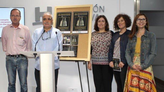 Presentación de las XX Jornadas de Arqueología y Territorio de Aljaraque