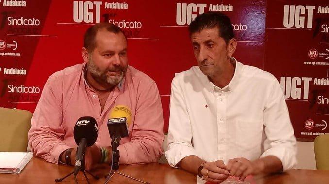Rafael Sánchez Rufo y Sebastián Donaire han mantenido un encuentro