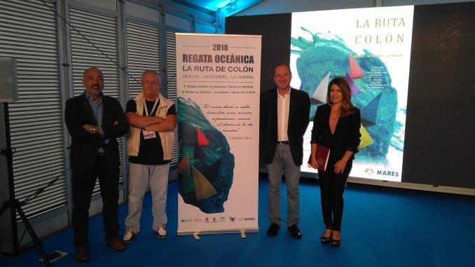 Huelva presenta la próxima Regata Oceánica en el Salón Náutico Internacional de Barcelona
