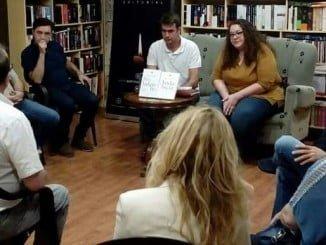 Reunión Andalucía Por Sí con representantes del sector sanitario de Huelva