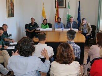 Las distintas administraciones abordan los robos de Castañas en el Ayuntamiento de Fuenteheridos