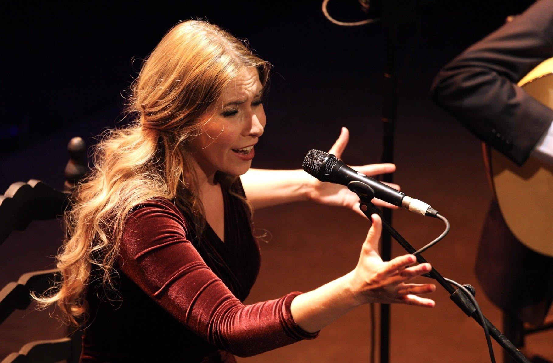 El Gran Teatro acogió el cante de Rocío Márquez