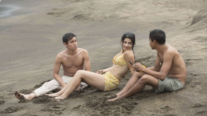 """México está presente en el Festival con la película """"Sueño en otro idioma"""", de Ernesto Contreras"""