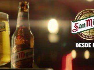Cerveza San Miguel también se muda a Málaga