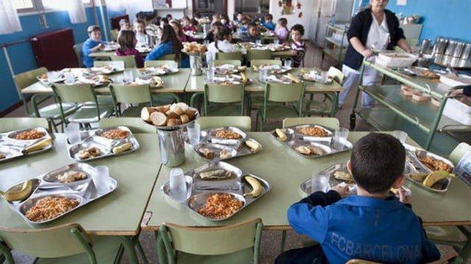 6.471 alumnos de Huelva, Jaén y Sevilla se beneficiarán del servicio de comedor escolar