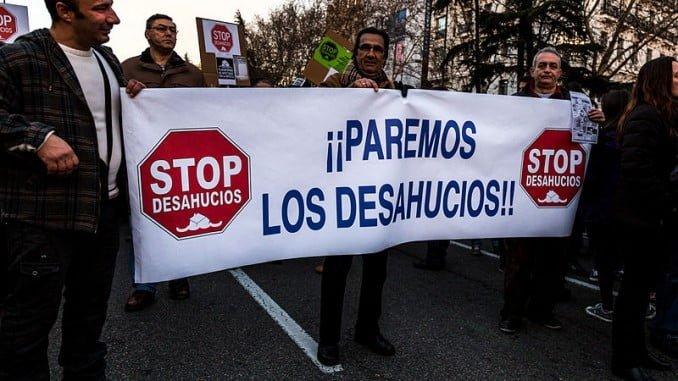 Durante el segundo trimestre del año, el número de desahucios practicados en España fue de 16.859