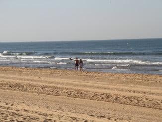 El turismo extranjero apostó en septiembre por las playas de Huelva
