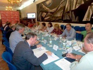Primera reunión de la Comisión de Innovación del Plan Estratégico de la provincia de Huelva