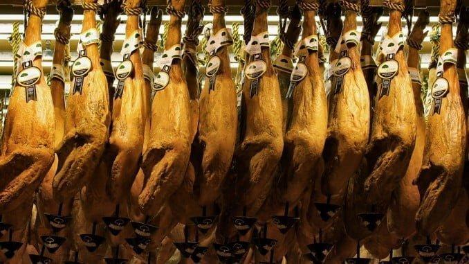 Los derivados del cerdo ibérico serán los protagonistas de este sábado en Huelva