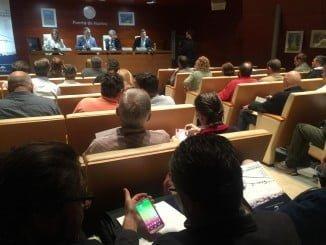 El delegado de la Junta, Francisco José Romero, ha inaugurado las Jornadas de Paisaje de Andalucía