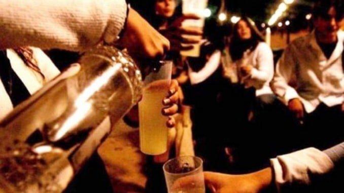 Que a más del 40% de nuestros jóvenes les compense emborracharse, dice mucho de los valores que estamos transmitiendo