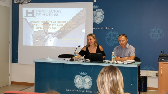 Diputación pone en marcha las fases II y III del programa de medidas de ahorro y eficiencia energética
