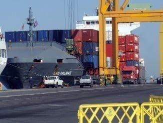 Desde el Puerto de Huelva salen muchos de los productos que hacen que Huelva sea la provincia andaluza que más crece en exportación