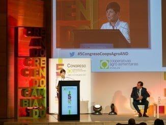 Intervención de Sonia González Somoza sobre la responsabilidad social corporativa y competitividad empresarial