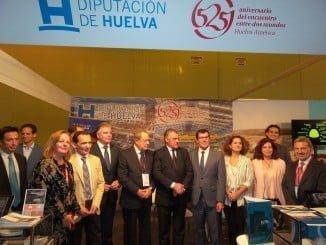 Diputación cuenta un stand de 32 metros cuadrados en el Metallic Mining Hall