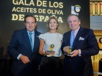 Gala premios aceite de oliva