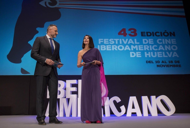 Imagen de la gala de apertura del Festival de Cine Iberoamericano.