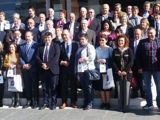 Promovido por CECA Huelva se celebró en la FOE el Día del Comercio.