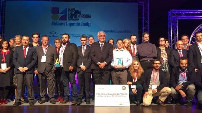 Imagen de la edición 2016 del Día de la Persona Emprendedora en Andalucía.