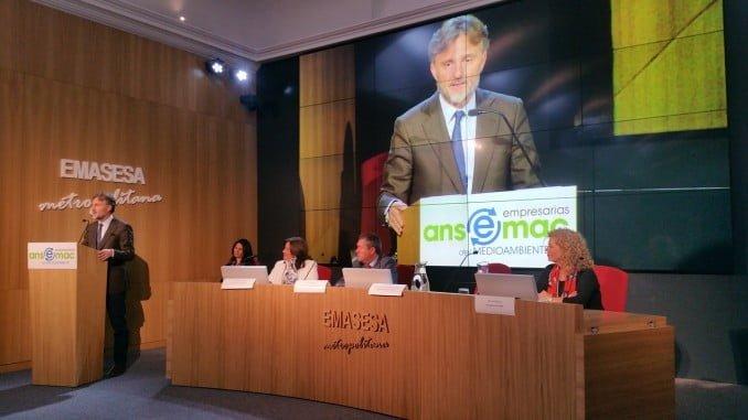 Fiscal participa en la constitución de la Asociación Andaluza de Mujeres Empresarias del sector del Medio Ambiente.