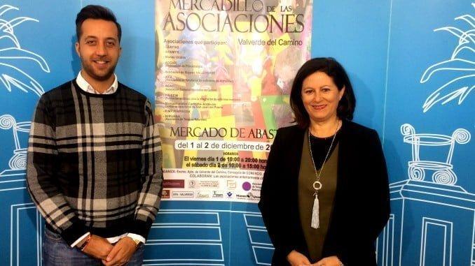 Presentado en Valverde el próximo mercadillo solidario de asociaciones.