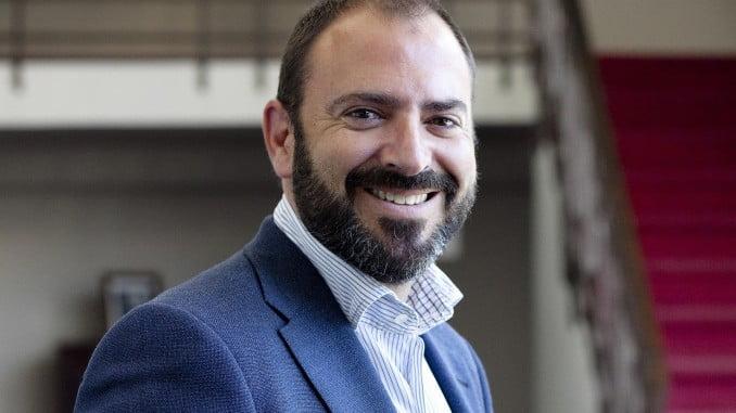 El periodista Fernando Arnaiz.